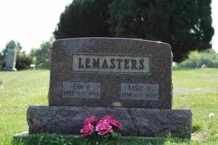 LEMASTERS, BASIL D. - Tuscarawas County, Ohio | BASIL D. LEMASTERS - Ohio Gravestone Photos
