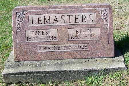 ROBY LEMASTERS, ETHEL - Tuscarawas County, Ohio | ETHEL ROBY LEMASTERS - Ohio Gravestone Photos