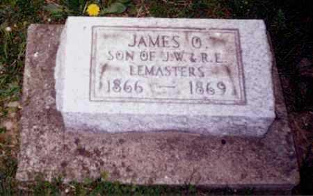 LEMASTERS, JOHN O. - Tuscarawas County, Ohio | JOHN O. LEMASTERS - Ohio Gravestone Photos