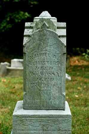 LEMASTERS, SAMUEL A. - Tuscarawas County, Ohio | SAMUEL A. LEMASTERS - Ohio Gravestone Photos