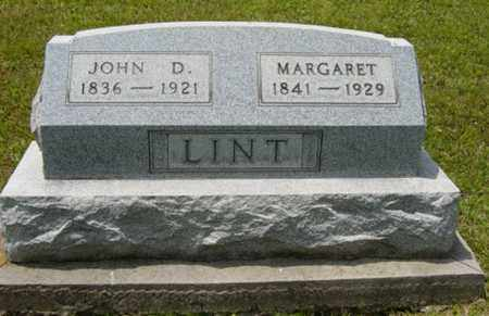 LINT, MARGARET - Tuscarawas County, Ohio | MARGARET LINT - Ohio Gravestone Photos