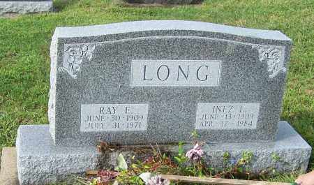 LONG, RAY E. - Tuscarawas County, Ohio | RAY E. LONG - Ohio Gravestone Photos