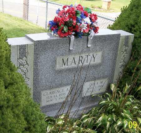 MARTY, DOLA M. - Tuscarawas County, Ohio | DOLA M. MARTY - Ohio Gravestone Photos