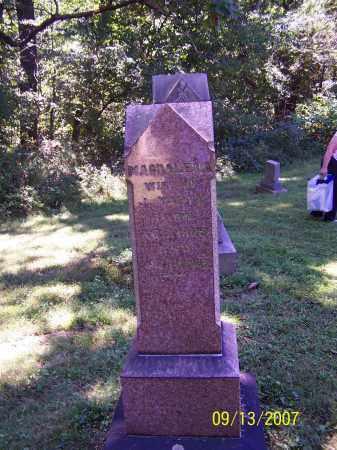 MARTY, MAGDALENA - Tuscarawas County, Ohio | MAGDALENA MARTY - Ohio Gravestone Photos
