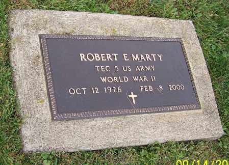 MARTY, ROBERT E. - Tuscarawas County, Ohio | ROBERT E. MARTY - Ohio Gravestone Photos