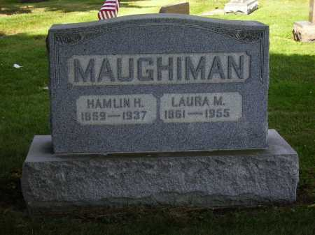 MAUGHIMAN, LAURA M. - Tuscarawas County, Ohio | LAURA M. MAUGHIMAN - Ohio Gravestone Photos