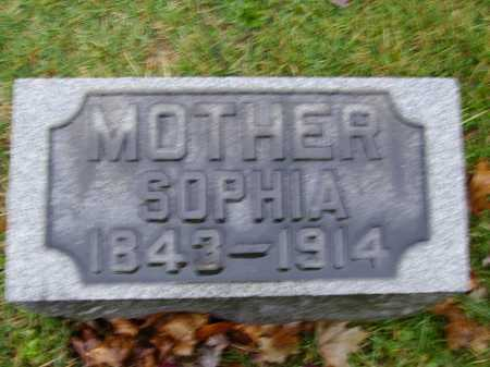 MAURER, SOPHIA - Tuscarawas County, Ohio | SOPHIA MAURER - Ohio Gravestone Photos