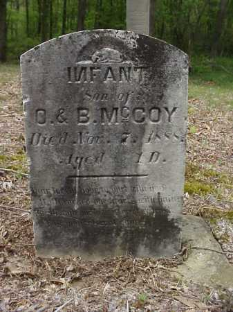 MC COY, INFANT - Tuscarawas County, Ohio | INFANT MC COY - Ohio Gravestone Photos