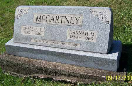 MCCARTNEY, CHARLES D. JR. - Tuscarawas County, Ohio | CHARLES D. JR. MCCARTNEY - Ohio Gravestone Photos
