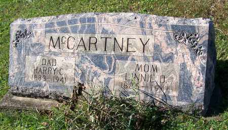 MCCARTNEY, HARRY C. - Tuscarawas County, Ohio | HARRY C. MCCARTNEY - Ohio Gravestone Photos