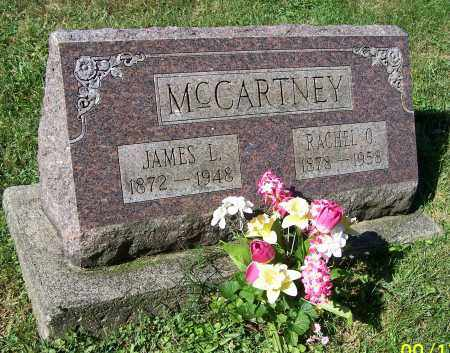MCCARTNEY, JAMES L. - Tuscarawas County, Ohio | JAMES L. MCCARTNEY - Ohio Gravestone Photos