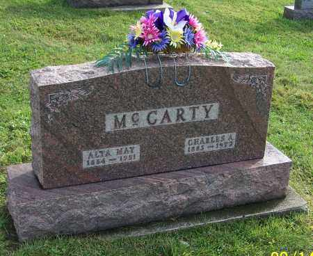 MCCARTY, ALTA MAY - Tuscarawas County, Ohio | ALTA MAY MCCARTY - Ohio Gravestone Photos