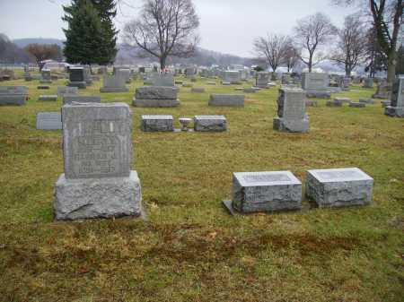 MCCOY, BURIAL PLOT - Tuscarawas County, Ohio   BURIAL PLOT MCCOY - Ohio Gravestone Photos