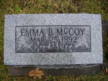 KREITER MCCOY, EMMA BERTHA - Tuscarawas County, Ohio | EMMA BERTHA KREITER MCCOY - Ohio Gravestone Photos