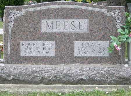 MEESE, ROBERT JIGGS - Tuscarawas County, Ohio | ROBERT JIGGS MEESE - Ohio Gravestone Photos