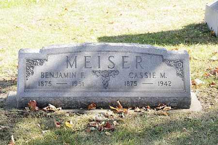 MEISER, CASSIE M. - Tuscarawas County, Ohio | CASSIE M. MEISER - Ohio Gravestone Photos