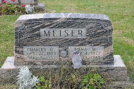 MEISER, CHARLES H. - Tuscarawas County, Ohio | CHARLES H. MEISER - Ohio Gravestone Photos