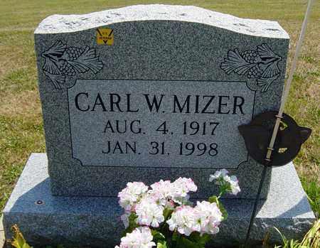 MIZER, CARL W. - Tuscarawas County, Ohio | CARL W. MIZER - Ohio Gravestone Photos