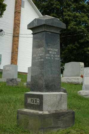 HAGEN MIZER, CATHERINE - Tuscarawas County, Ohio | CATHERINE HAGEN MIZER - Ohio Gravestone Photos