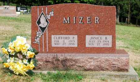 WISE MIZER, JANICE B. - Tuscarawas County, Ohio | JANICE B. WISE MIZER - Ohio Gravestone Photos