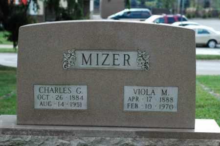 MIZR, VIOLA M. - Tuscarawas County, Ohio | VIOLA M. MIZR - Ohio Gravestone Photos
