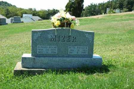 MIZER, RUTH - Tuscarawas County, Ohio | RUTH MIZER - Ohio Gravestone Photos