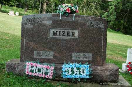 CLINE MIZER, IRENA J. - Tuscarawas County, Ohio | IRENA J. CLINE MIZER - Ohio Gravestone Photos