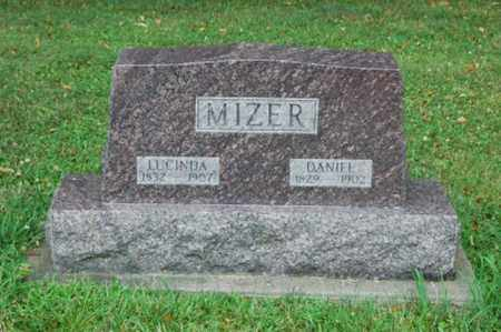 MIZER, LUCINDA - Tuscarawas County, Ohio | LUCINDA MIZER - Ohio Gravestone Photos