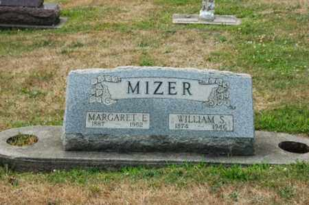 REISS MIZER, MARGARET ELIZABETH - Tuscarawas County, Ohio | MARGARET ELIZABETH REISS MIZER - Ohio Gravestone Photos