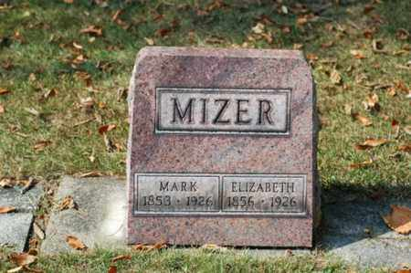 MIZER, MARK - Tuscarawas County, Ohio | MARK MIZER - Ohio Gravestone Photos
