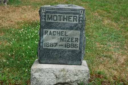 MIZER, RACHEL - Tuscarawas County, Ohio | RACHEL MIZER - Ohio Gravestone Photos
