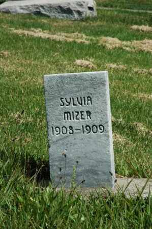 MIZER, SYLVIA - Tuscarawas County, Ohio | SYLVIA MIZER - Ohio Gravestone Photos
