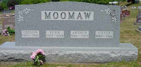 MOOMAW, CELIA - Tuscarawas County, Ohio | CELIA MOOMAW - Ohio Gravestone Photos