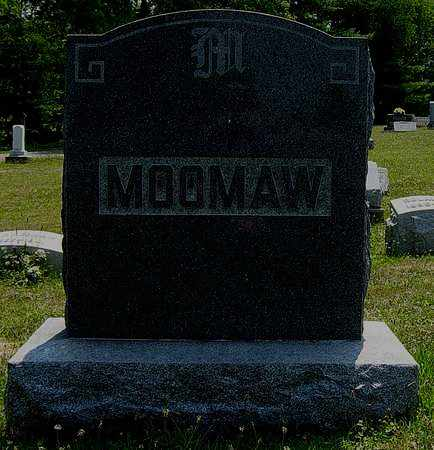 MOOMAW, EMMA - Tuscarawas County, Ohio | EMMA MOOMAW - Ohio Gravestone Photos
