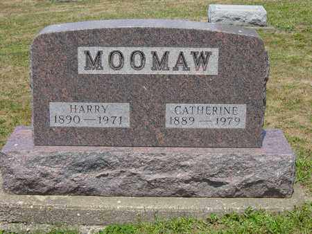 EILER MOOMAW, CATHERINE - Tuscarawas County, Ohio | CATHERINE EILER MOOMAW - Ohio Gravestone Photos