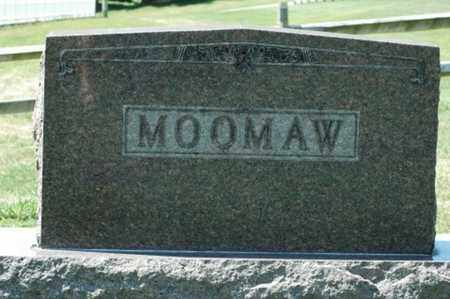 MOOMAW, JOHN - Tuscarawas County, Ohio | JOHN MOOMAW - Ohio Gravestone Photos