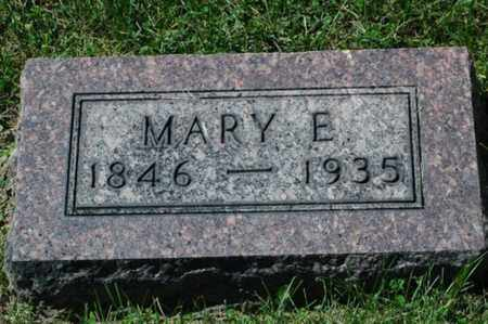 MOOMAW, MARY E. - Tuscarawas County, Ohio | MARY E. MOOMAW - Ohio Gravestone Photos