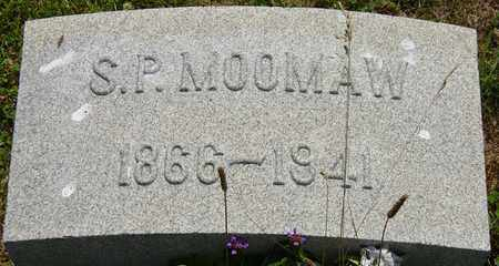 MOOMAW, SIMON PETER - Tuscarawas County, Ohio | SIMON PETER MOOMAW - Ohio Gravestone Photos