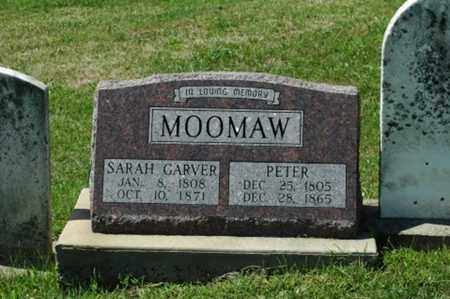 MOOMAW, PETER - Tuscarawas County, Ohio | PETER MOOMAW - Ohio Gravestone Photos