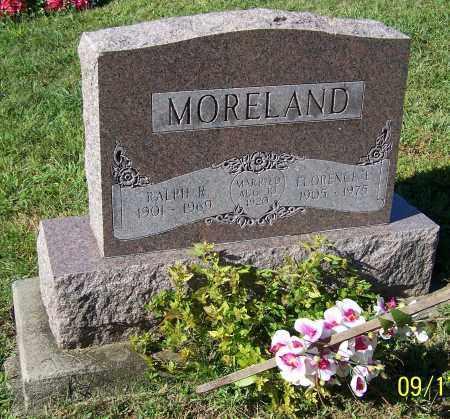 MORELAND, RALPH R. - Tuscarawas County, Ohio | RALPH R. MORELAND - Ohio Gravestone Photos