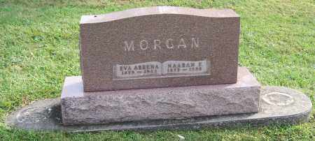 MORGAN, EVA ARRENA - Tuscarawas County, Ohio | EVA ARRENA MORGAN - Ohio Gravestone Photos