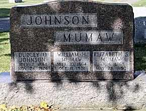 MUMAW, WILLIAM H. - Tuscarawas County, Ohio | WILLIAM H. MUMAW - Ohio Gravestone Photos