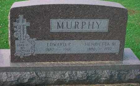 MURPHY, HENRIETTA M. - Tuscarawas County, Ohio | HENRIETTA M. MURPHY - Ohio Gravestone Photos