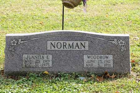 NORMAN, WOODROW - Tuscarawas County, Ohio | WOODROW NORMAN - Ohio Gravestone Photos