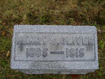 OLIVER, HENRY SHERMAN - Tuscarawas County, Ohio | HENRY SHERMAN OLIVER - Ohio Gravestone Photos