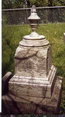 PAGE, JOSEPH - Tuscarawas County, Ohio | JOSEPH PAGE - Ohio Gravestone Photos