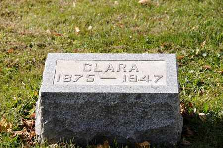 PITTENGER, CLARA - Tuscarawas County, Ohio | CLARA PITTENGER - Ohio Gravestone Photos