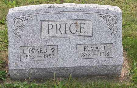 BRENISEN PRICE, ELMA R. - Tuscarawas County, Ohio | ELMA R. BRENISEN PRICE - Ohio Gravestone Photos