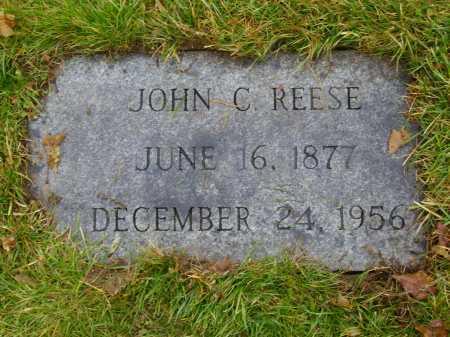 REESE, JOHN C. - Tuscarawas County, Ohio | JOHN C. REESE - Ohio Gravestone Photos