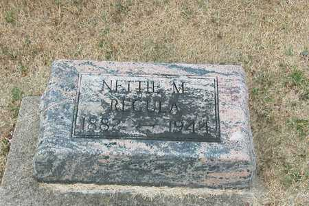 REGULA, NETTIE M. - Tuscarawas County, Ohio | NETTIE M. REGULA - Ohio Gravestone Photos